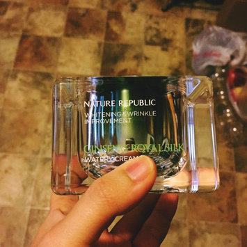 Photo of Nature Republic Naturerepublic Ginseng Royal Silk Watery Cream uploaded by Sarah O.
