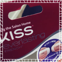 Kiss Everlasting French Pearl French Tip Nails Real Short Length - 28 CT uploaded by Whitney M.