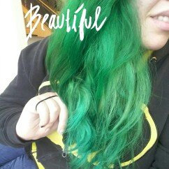 Photo of Manic Panic Amplified Green Envy uploaded by Megan W.