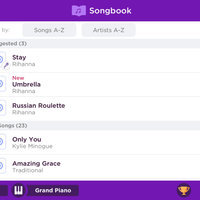 Magic Piano by Smule uploaded by Ashley H.
