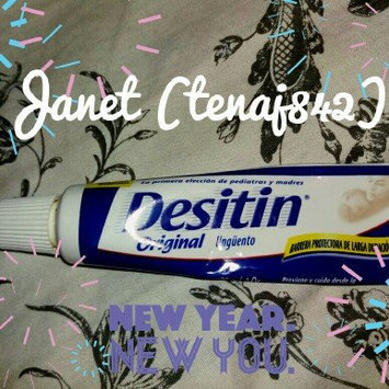 Desitin Rapid Relief Diaper Rash Ointment uploaded by Janet Z.