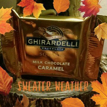 Ghirardelli Chocolate Squares Milk & Caramel uploaded by Kayla R.