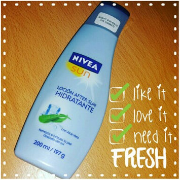 Nivea Sun SOS After Sun Repair Lotion uploaded by Mariangela S.