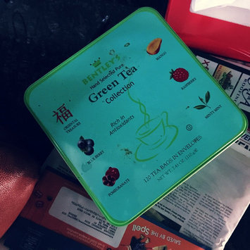 Photo of Bentley's Royal Assorted Green Tea Collection, 120 Count, Tins (Pack of 3) uploaded by Mariah D.