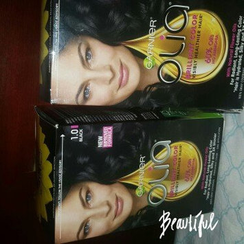 Garnier Olia Oil Powered Permanent Haircolor uploaded by Malba N.