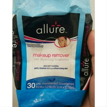 Photo of Allure Makeup Removal Wipes uploaded by Stephanie C.