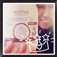 Nutiva Coconut Oil uploaded by Anna H.