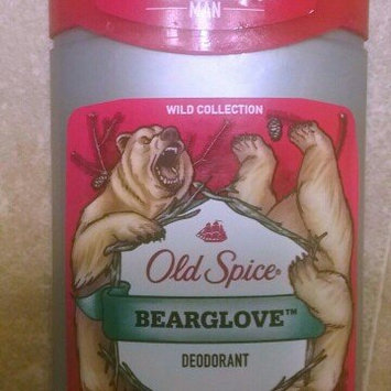 Photo of Old Spice Wild Collection Deodorant Bearglove uploaded by Cindy V.