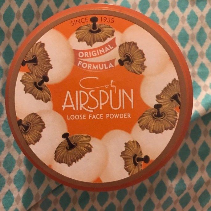 Coty Airspun Face Powder, Light/Medium Neutral 2.3 oz (65 g) uploaded by Sarah G.