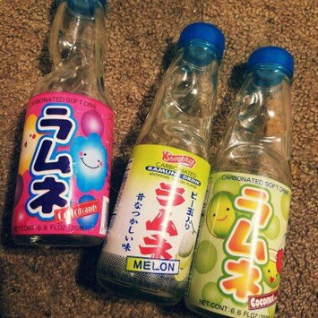 Photo of Ramune Japanese Marble Soft Drink Mix Variety 8 Flavors 8 Bottles uploaded by Brooke H.