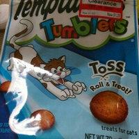 Temptations Tumblers Treats For Cats Savory Salmon & Tuna uploaded by Janine C.