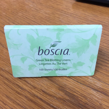 boscia Blotting Linens 100 Sheets Green Tea uploaded by Brittany P.