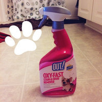 OUT! Oxy Pet Stain And Odor Remover uploaded by Shayna K.