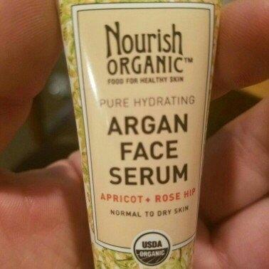 Nourish Organic Argan Face Serum Apricot + Rosehip uploaded by Rosie R.