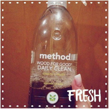 method Wood for Good Daily Clean uploaded by Elena A.