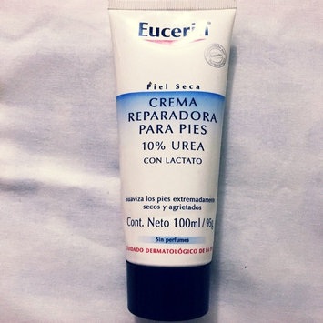 Photo of Eucerin Intensive Foot Cream 10% Urea with Lactate 100ml uploaded by Rachel V.