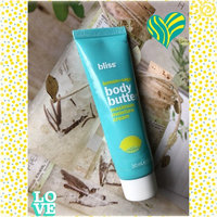 bliss lemon + sage body butter uploaded by Viola C.