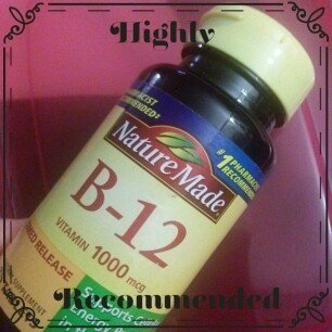 Nature Made Vitamin B-12 uploaded by Brenda D.