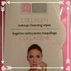 Global Beauty Care Collagen Makeup Cleansing Wipes uploaded by Cindy l.