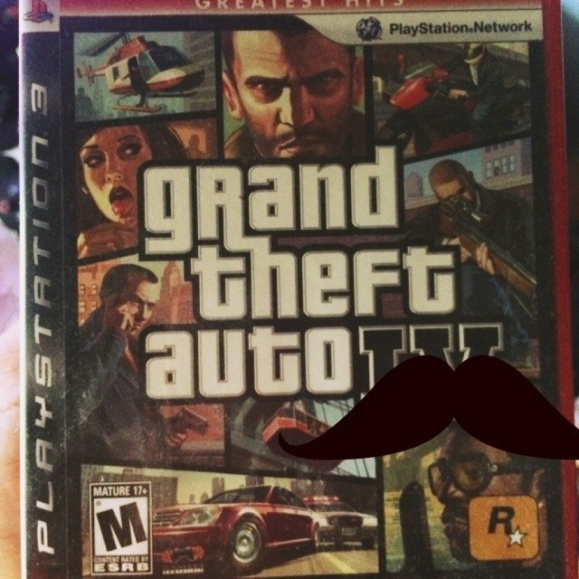 Rockstar Games Grand Theft Auto V (PC Games) uploaded by Bryan T.