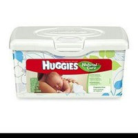 Huggies® Natural Baby Care Wipes uploaded by Heather T.