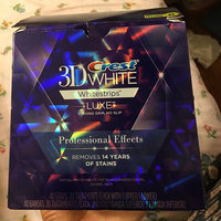 3D White Whitestrips Professional Effects Teeth Whitening Kit 20 ct Box uploaded by Sahar K.