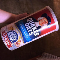 Quaker® Oats Quick 1-minute Oats uploaded by Alexis W.