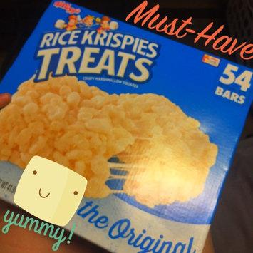 Kellogg's Original Rice Krispies Treats uploaded by Michele L.