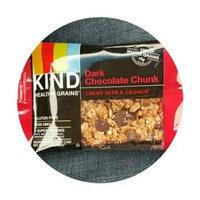 KIND Healthy Grains Dark Chocolate Chunk Granola Bar uploaded by Cori O.