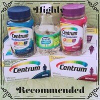 Photo of Centrum Ultra Men's Multivitamin/Multimineral Supplement Tablets uploaded by Suzanne H.