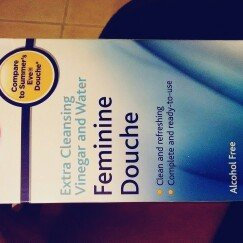 Photo of Equate® Extra Cleansing Vinegar and Water Feminine Douche 4.5 Fl Oz 4 Ct Box uploaded by Wendolin A.