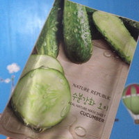 Nature Republic - Real Nature Mask Sheet (Cucumber) 10 sheets uploaded by Jonah N.