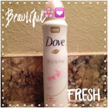 Dove® Powder Soft Dry Spray Antiperspirant Deodorant uploaded by Linden C.