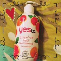 Yes To Grapefruit Basil Liquid Hand Soap uploaded by Melanie W.