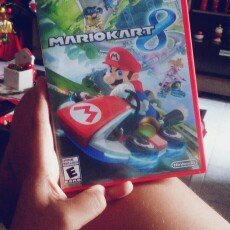 Photo of Mario Kart 8 (Nintendo Wii U) uploaded by Amanda B.