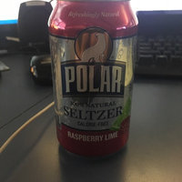 Polar Seltzer Calorie-free Raspberry Lime uploaded by Kristen P.