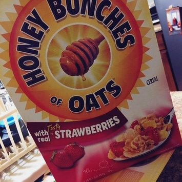 Photo of Post Foods, LLC HNY BNCH OAT STRWBRY 16.5OZ uploaded by Samantha A.