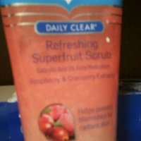 Clearasil® Daily Clear® Refreshing Superfruit Scrub uploaded by Nicky A.