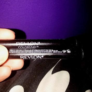 Photo of Pack of 2-Revlon ColorStay Liquid Eyeliner Pen 01 Blackest Black, (Uncarded) uploaded by Bobbi L.
