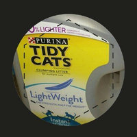 Purina Tidy Cats LightWeight Clumping Litter Instant Action for Multiple Cats 8.5 lb. Jug uploaded by Heather F.