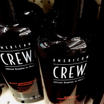 Photo of American Crew Daily Moisturizing Shampoo, 8.45 oz uploaded by Sisto A.