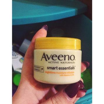 Photo of Aveeno® Smart Essentials® Nighttime Moisture Infusion uploaded by Natasha G.