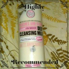 Photo of Soap & Glory Peaches and Clean Deep Cleansing Milk - 11.8 fl oz uploaded by Tamitra T.