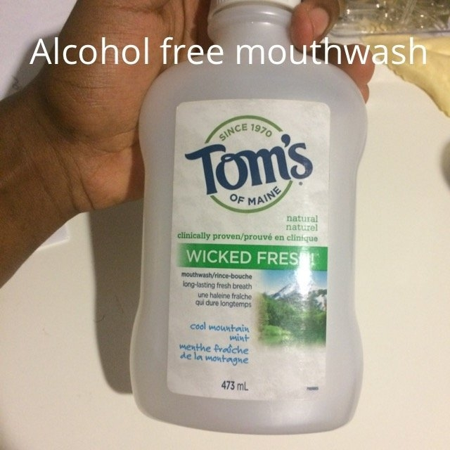 Tom's of Maine Wicked Fresh! Long Lasting Mouthwash uploaded by Anwar A.