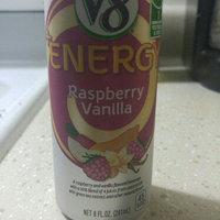 V8® +Energy Raspberry Vanilla Juice uploaded by Rayne N.
