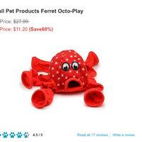 Marshall Pet Products SMR00345 Ferret Ele Fun uploaded by Kati F.