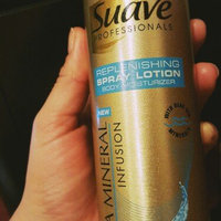 Suave Professionals Replenishing Spray Lotion Body Moisturizer Sea Mineral Infusion uploaded by Jennifer J.