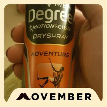 Photo of Degree Men Dry Spray Antiperspirant, Adventure, 3.8 oz uploaded by Michelle F.