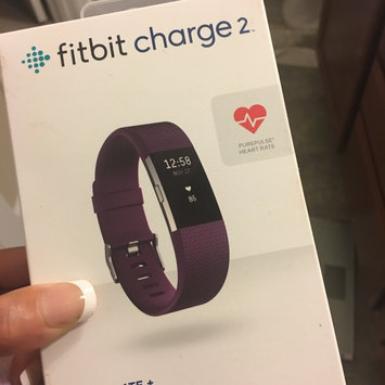 Photo of Fitbit Charge 2 Heart Rate and Fitness Wristband uploaded by Roshaunda B.