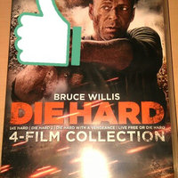 Die Hard 4-film Collection (dvd) uploaded by Jay A.